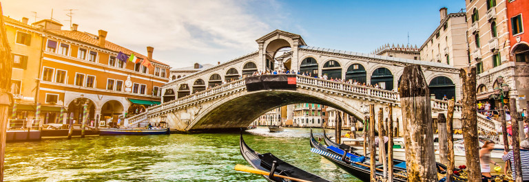Grand Canal Rialto Bridge Venice iStock_000074079099_Large-2