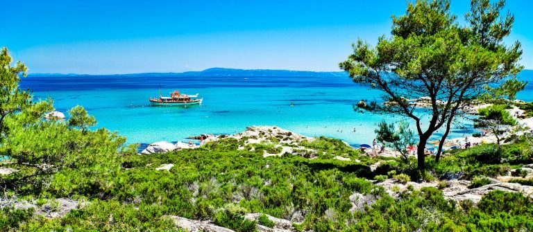 fly and drive vakantie chalkidiki