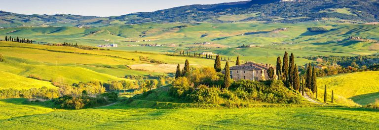 fly and drive toscane