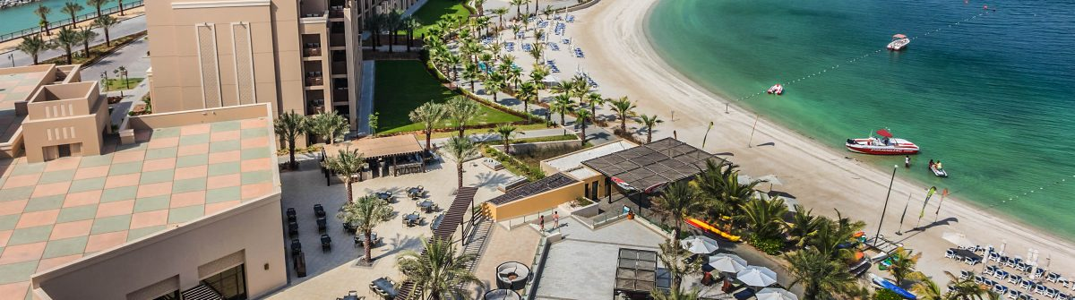 Luxury 5 stars DoubleTree by Hilton Hotel Resort and Spa Marjan Island shutterstock_448216870 Kiev.Victor-2