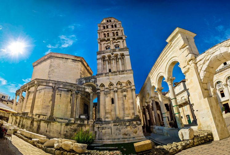 Game of Thrones het paleis van Diocletian