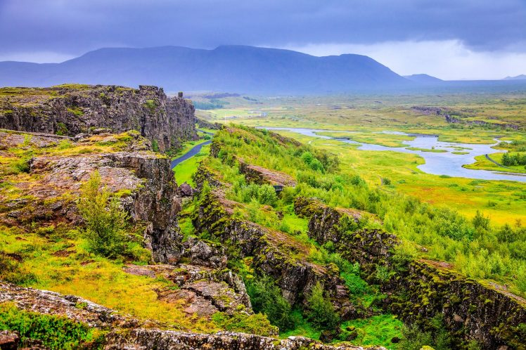 Game of Thrones locaties IJsland: Thingvellir National Park