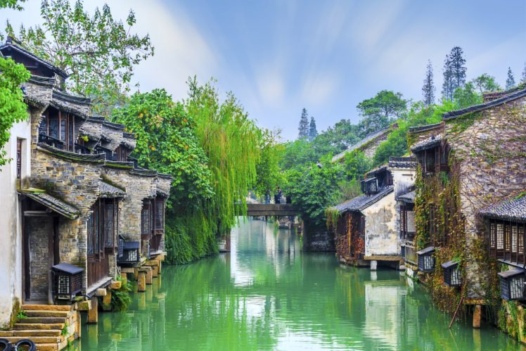 Wuzhen rondreis China