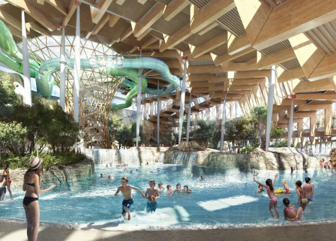 Center Parcs Disneyland Parijs