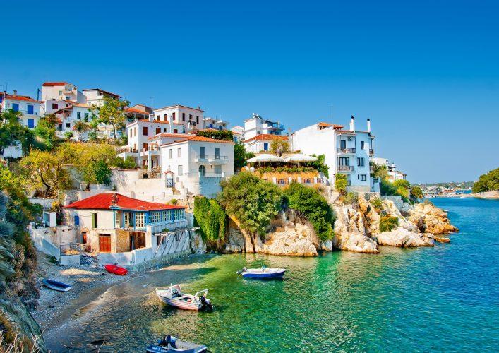 Griekse eilanden: Skiathos