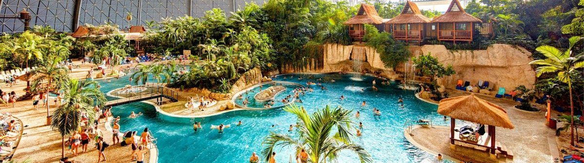 Waterpark Tropical Islands