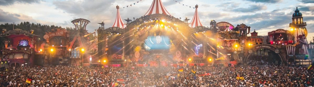 Tomorrowland Stage