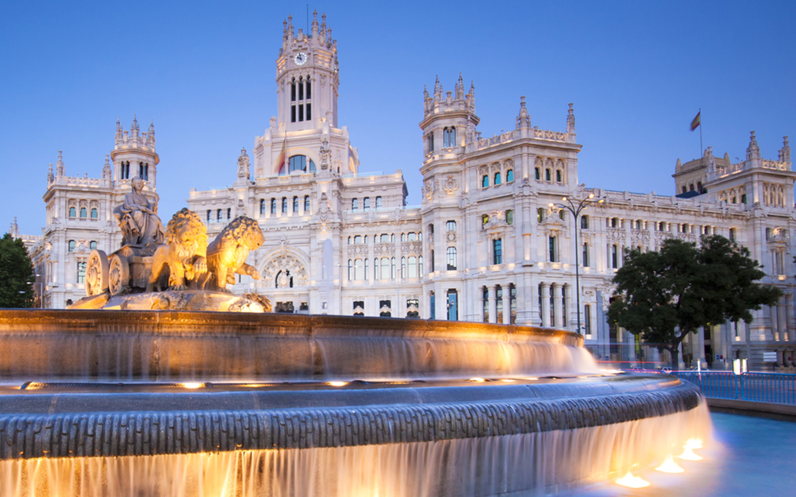 Stedentrip Madrid Voyage Prive
