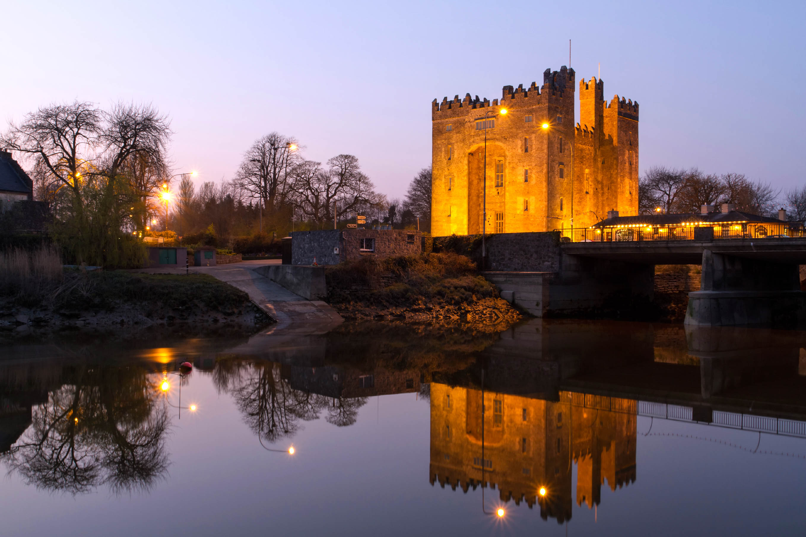Bunratty Castle in Limerick