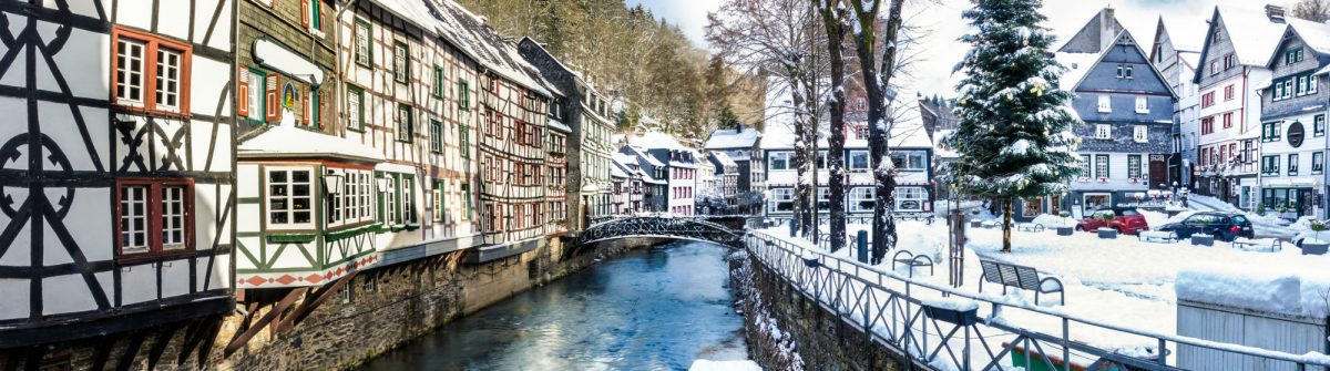 Winter in Monschau