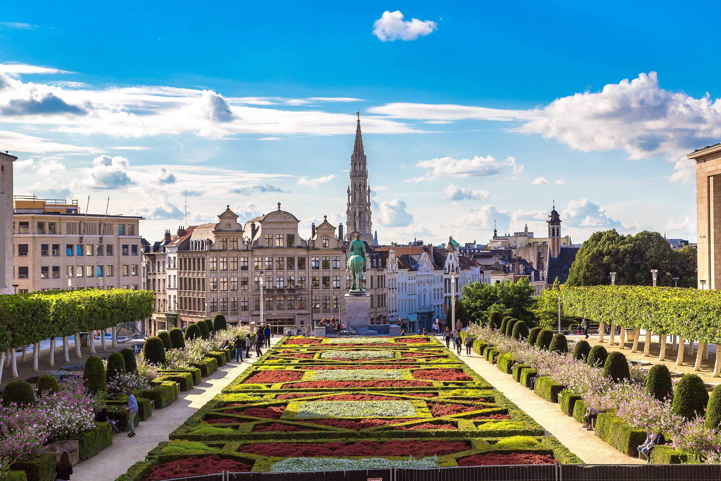 Stedentrip Brussel