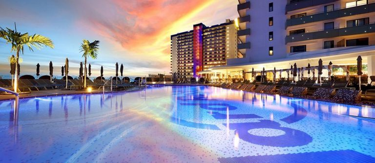 hard rock hotel tenerife