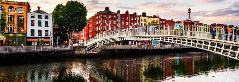 Stedentrip Dublin