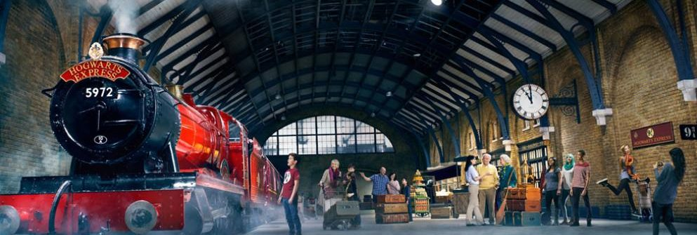 Harry Potter studiotour