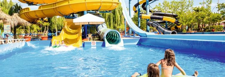 Hotel Splashworld Aqualand Village Corfu