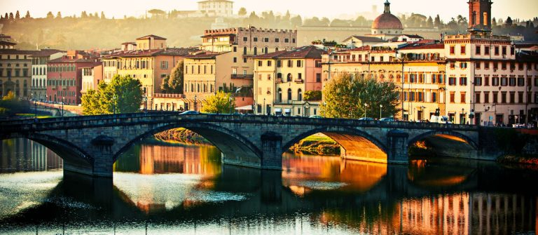 Florence in the Morning, Italy