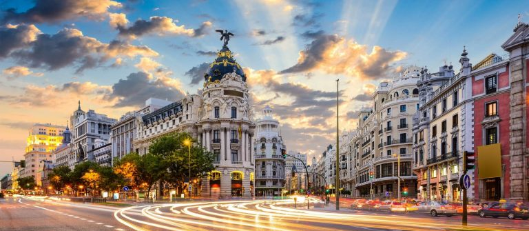 Madrid-Spain-cityscape-at-Calle-de-Alcala-and-Gran-Via._378537616_1920x1280