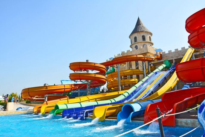 Aqua Paradise Resort Bulgarije