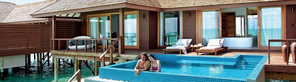 Hideaway Beach Resort & Spa Grand Luxury Hotel