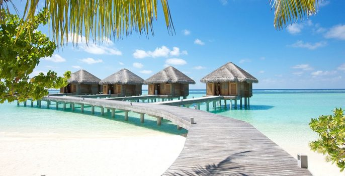 Lux South Ari Atoll Luxury