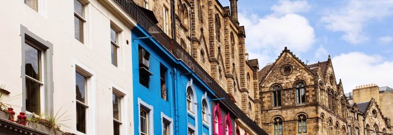 Edinburgh stedentrip