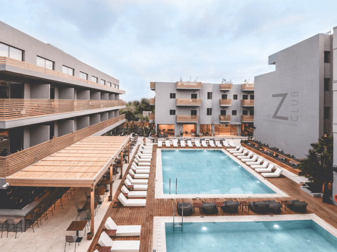 The Z Club - New Generation Hotel