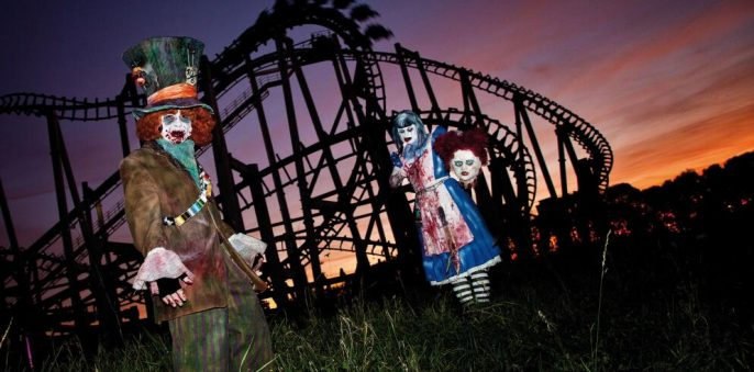 Halloween Horror Festival Movie Park Germany