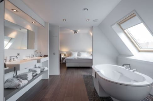 Wellness suite hotel Assen