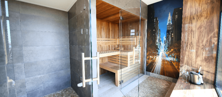 New York Suite met sauna