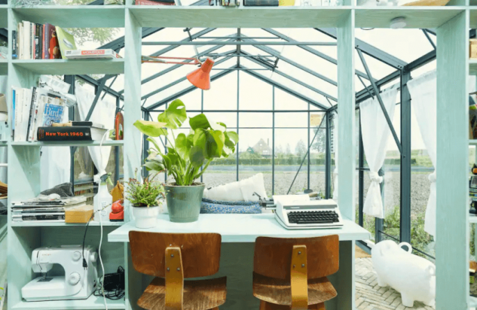 Glass House Airbnb