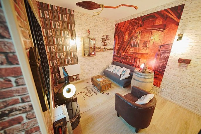 Harry Potter Airbnb in Lyon
